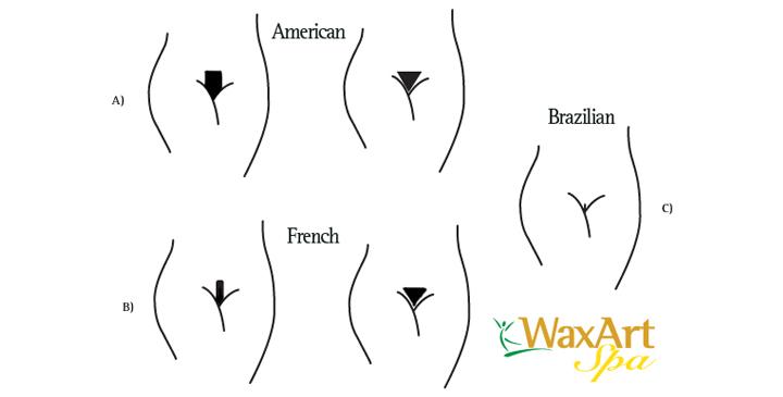 American bikini wax