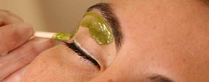 Green Hard Wax Yellow Hard Wax Facial Waxing Body Waxing Bikini Waxing